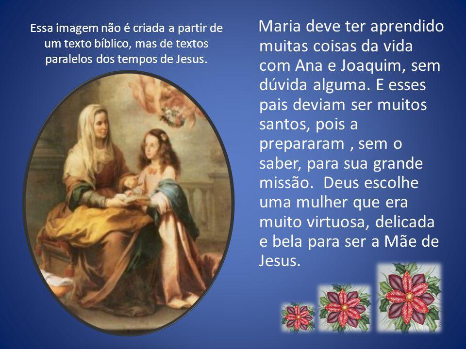 Essa imagem não é criada a partir de um texto bíblico, mas de textos paralelos dos tempos de Jesus.