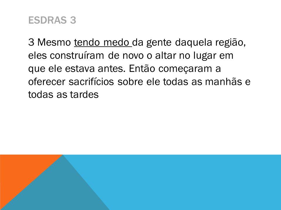 Esdras 3