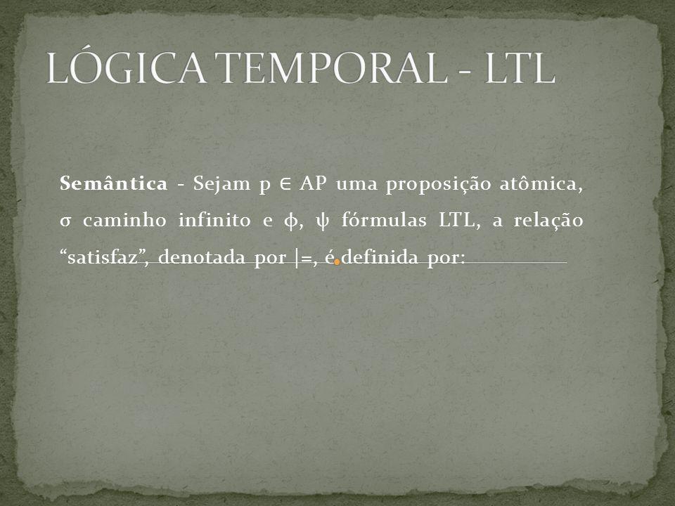 LÓGICA TEMPORAL - LTL