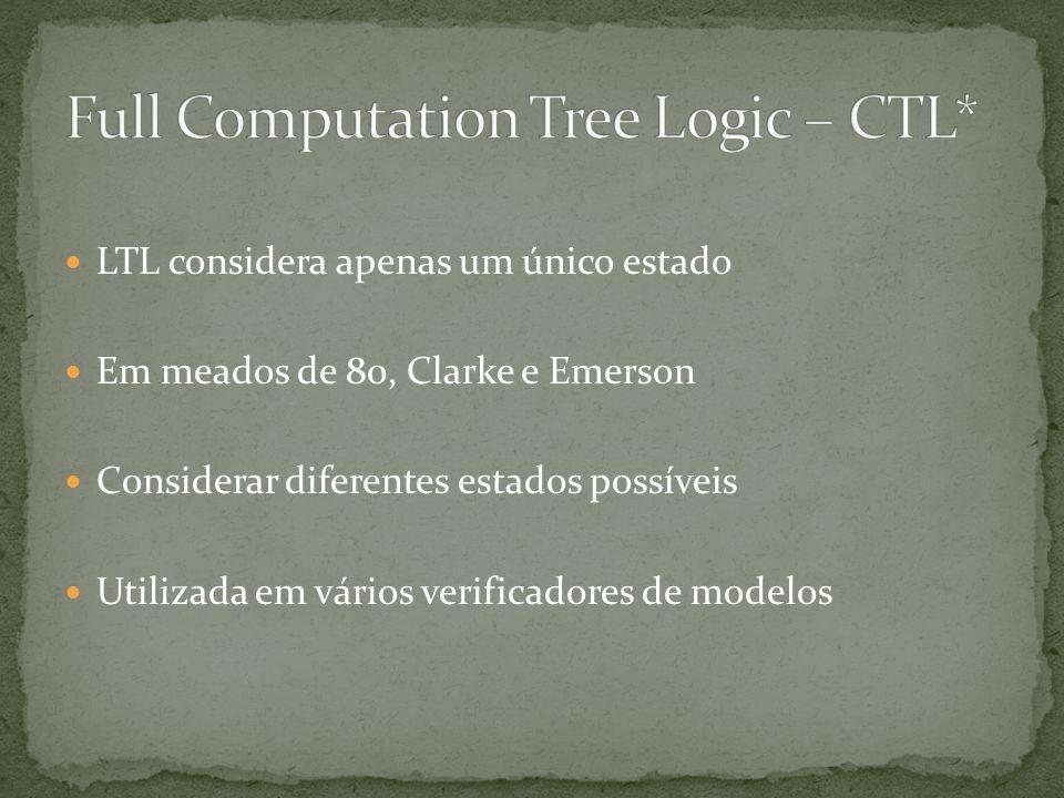 Full Computation Tree Logic – CTL*