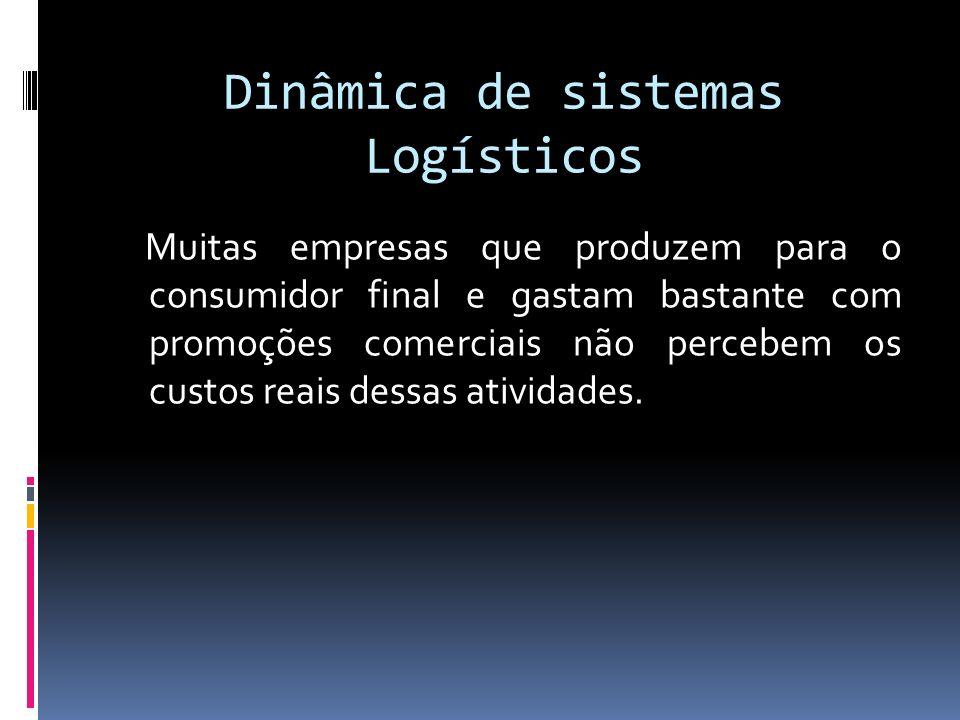 Dinâmica de sistemas Logísticos
