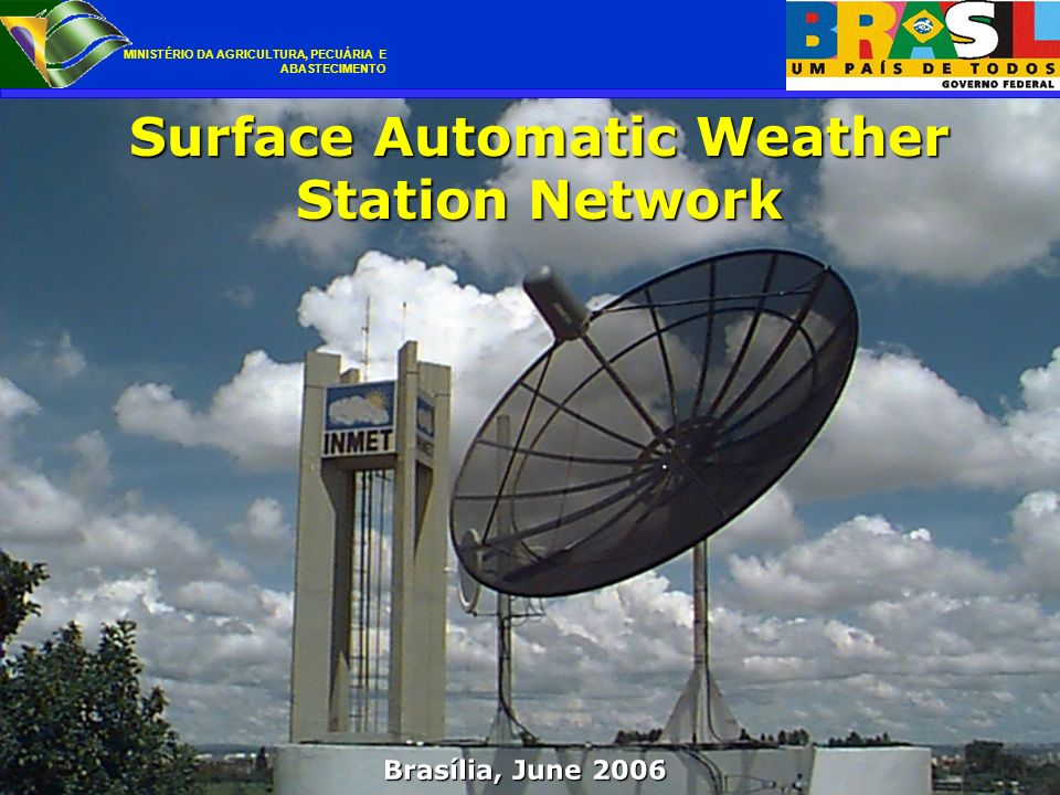 Surface Automatic Weather Station Network