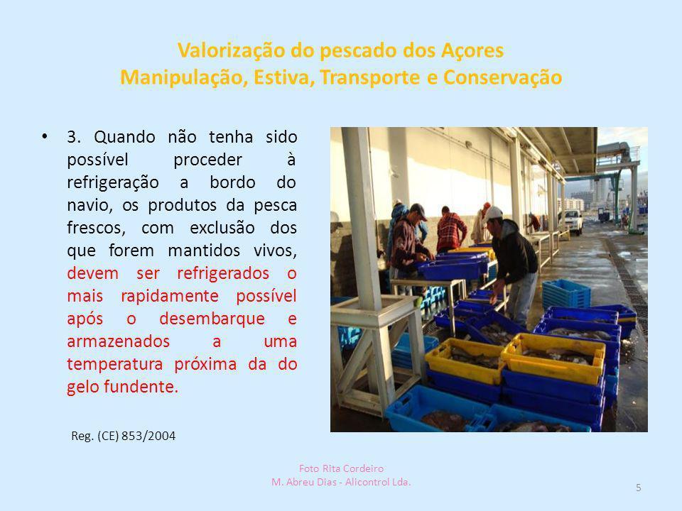 M. Abreu Dias - Alicontrol Lda.