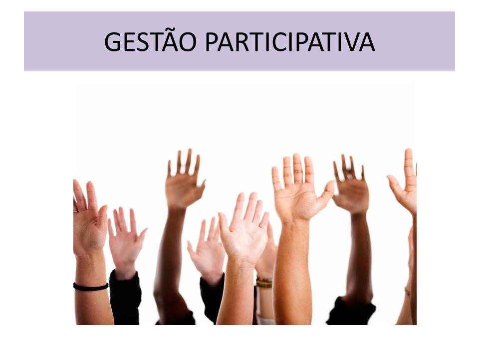 GESTÃO PARTICIPATIVA GESTÃO DE PESSOAS