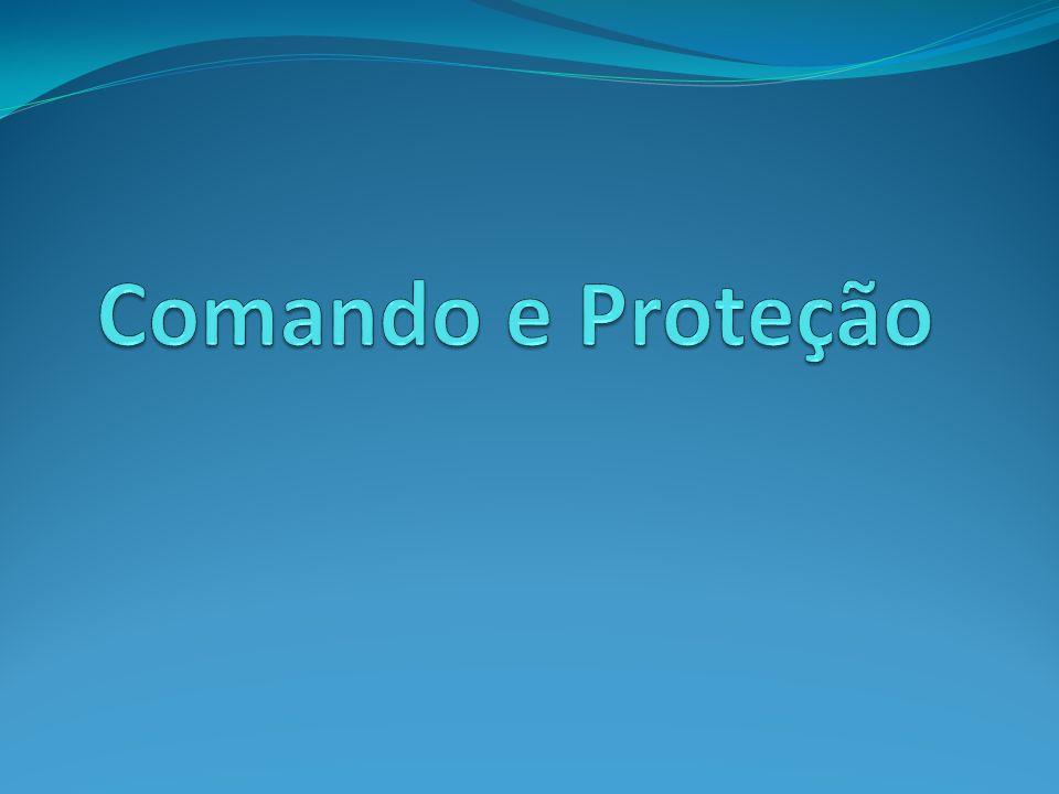 Comando e Proteção