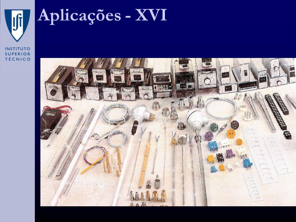 Aplicações - XVI