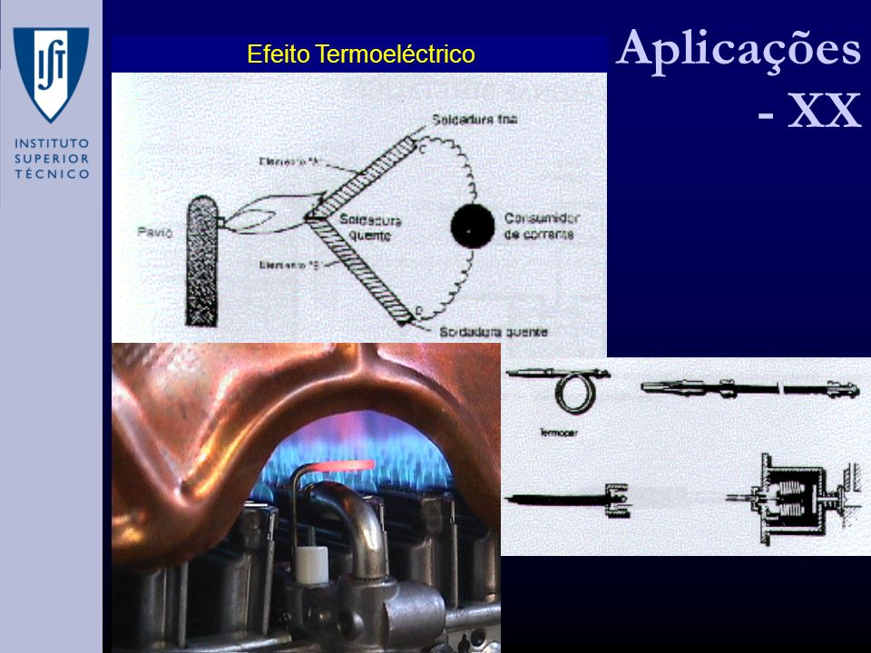 Efeito Termoeléctrico