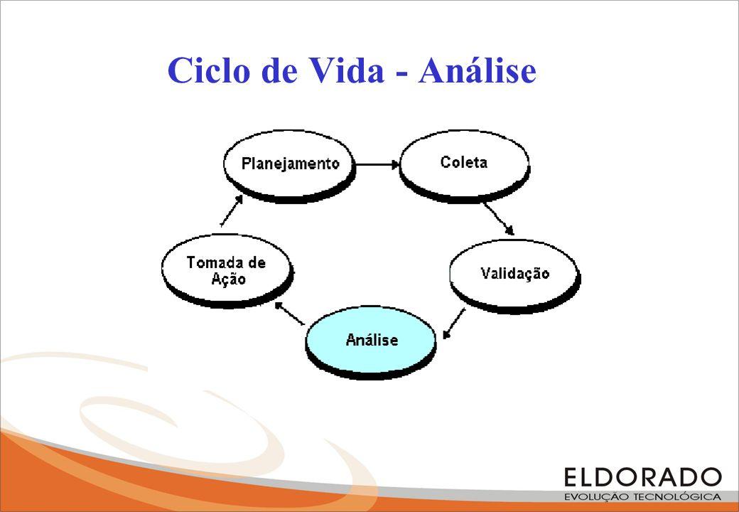 Ciclo de Vida - Análise