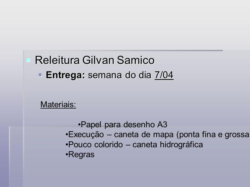 Releitura Gilvan Samico