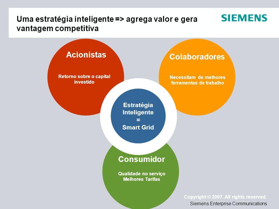 Acionistas Colaboradores Consumidor