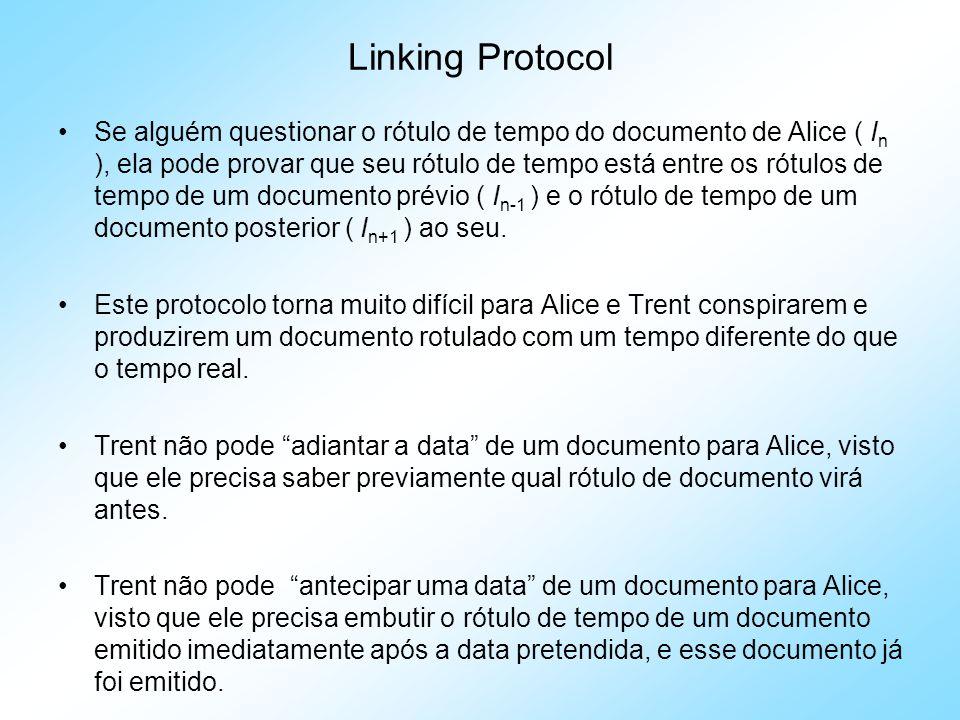 Linking Protocol