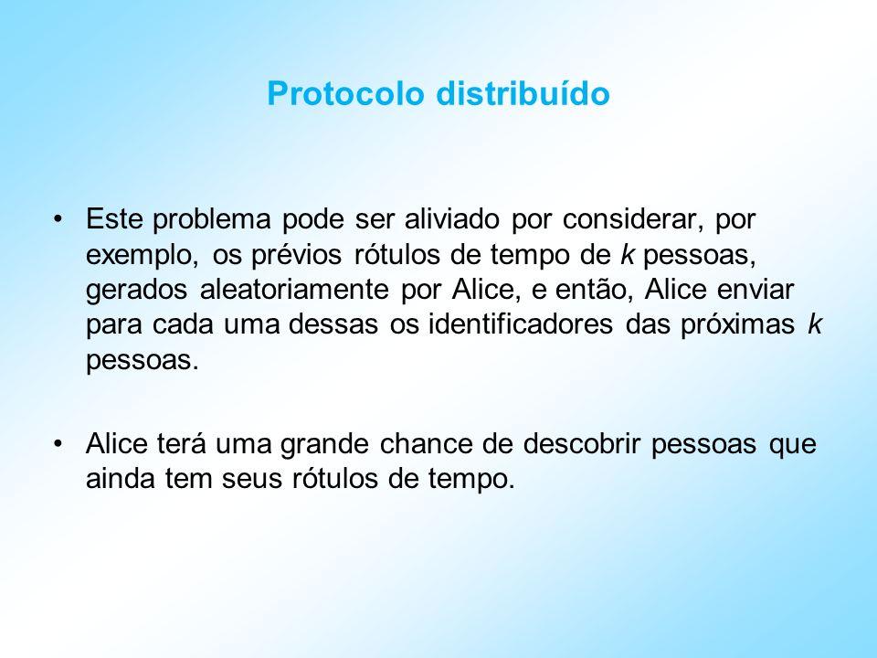 Protocolo distribuído