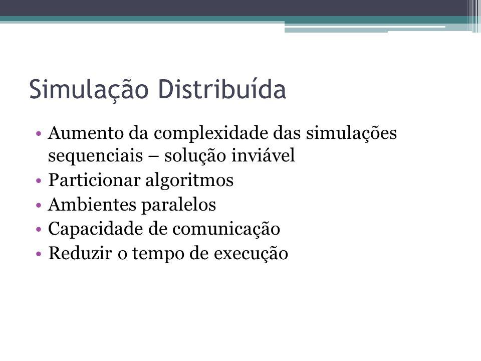 Simulação Distribuída