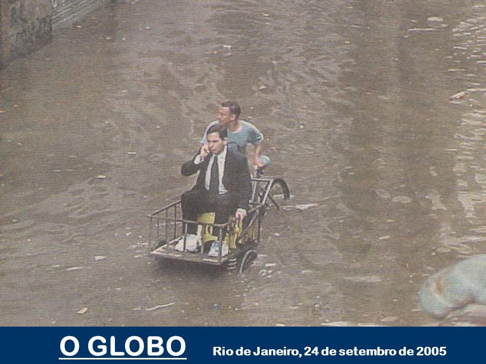 O GLOBO Rio de Janeiro, 24 de setembro de 2005
