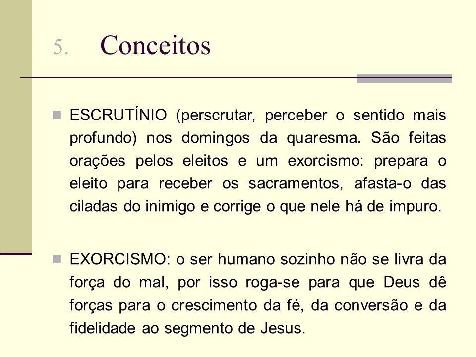 5. Conceitos