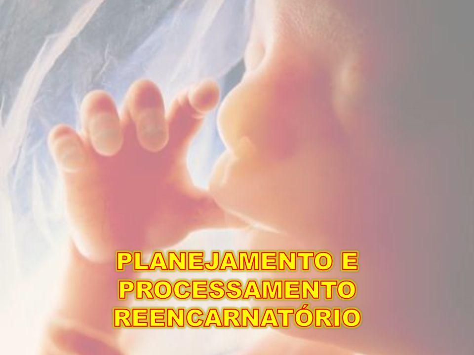 PLANEJAMENTO E PROCESSAMENTO REENCARNATÓRIO