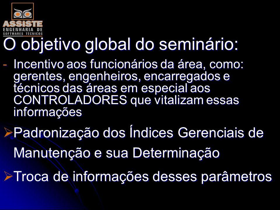 O objetivo global do seminário: