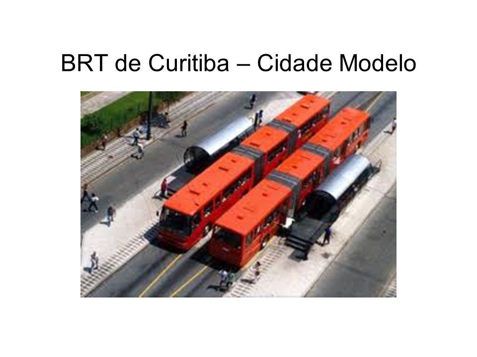 BRT de Curitiba – Cidade Modelo