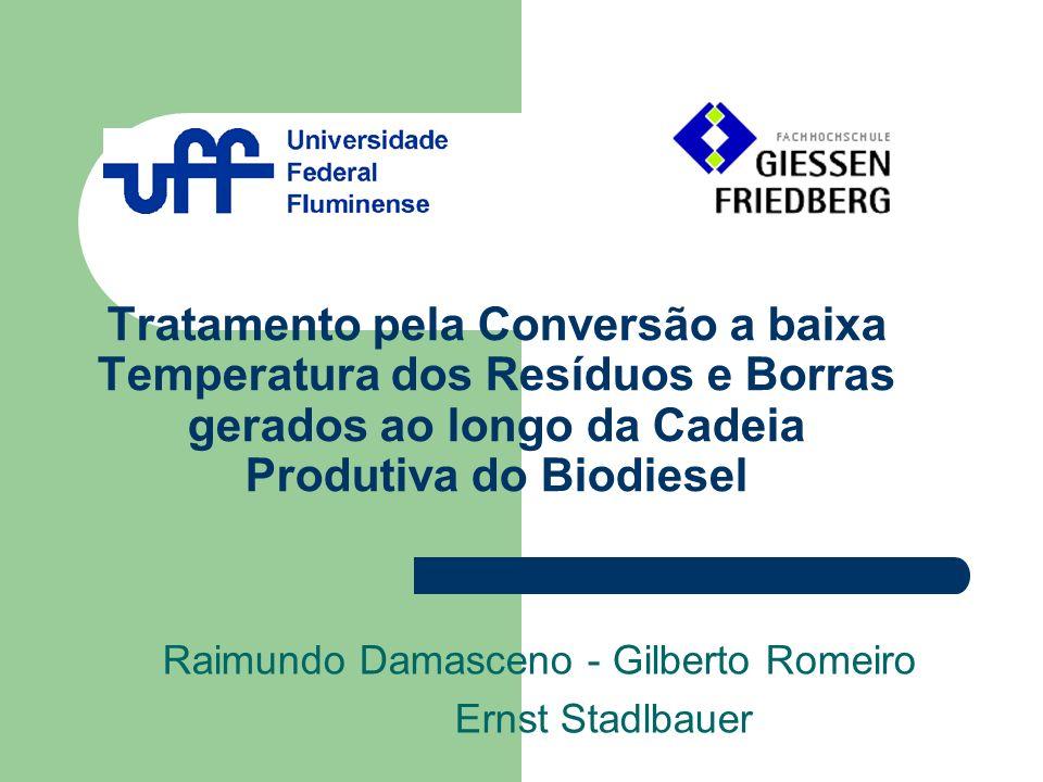 Raimundo Damasceno - Gilberto Romeiro Ernst Stadlbauer