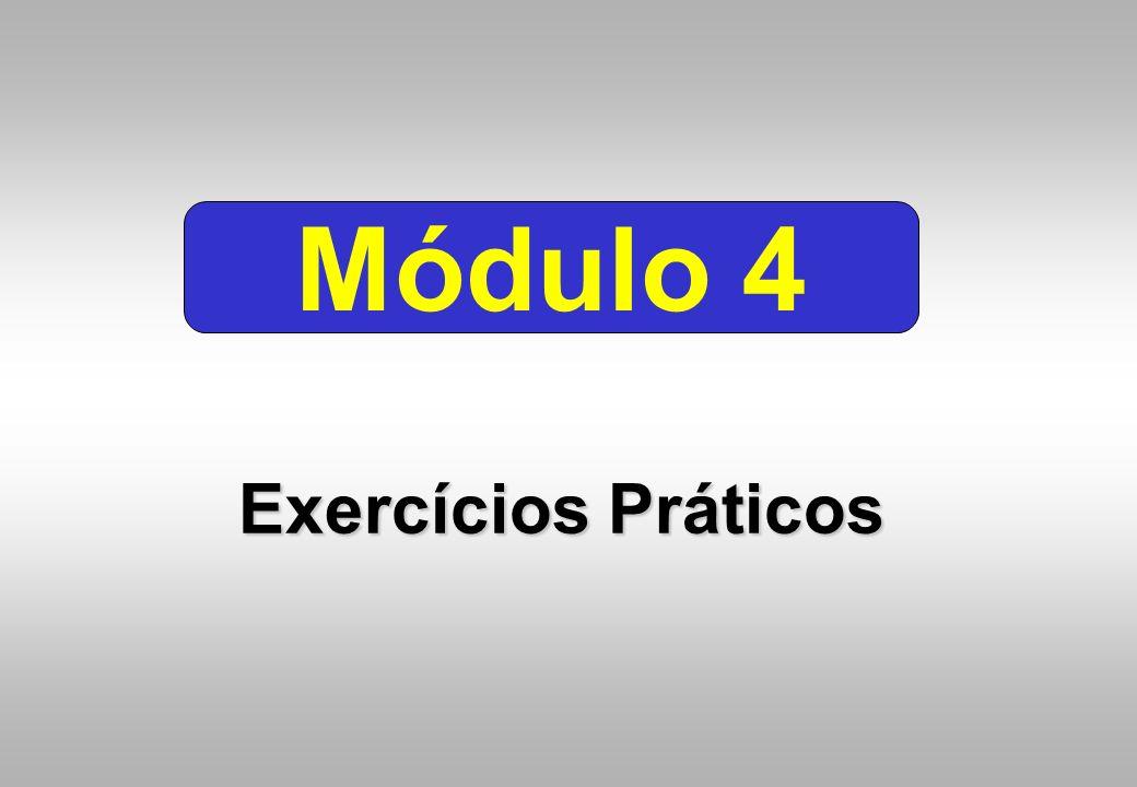 Módulo 4 Exercícios Práticos