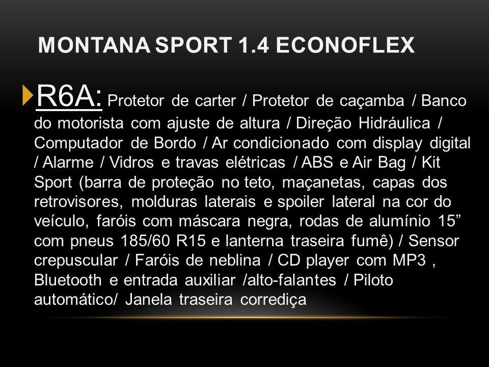 Montana Sport 1.4 EconoFlex