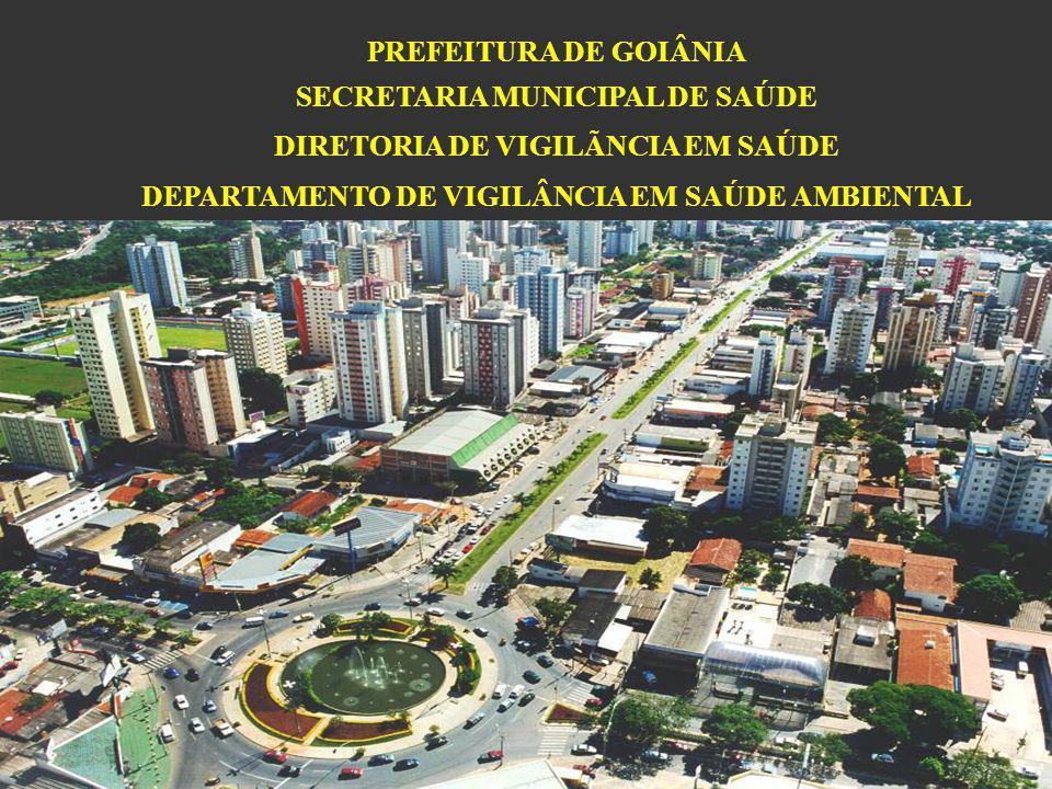 SECRETARIA MUNICIPAL DE SAÚDE DIRETORIA DE VIGILÃNCIA EM SAÚDE