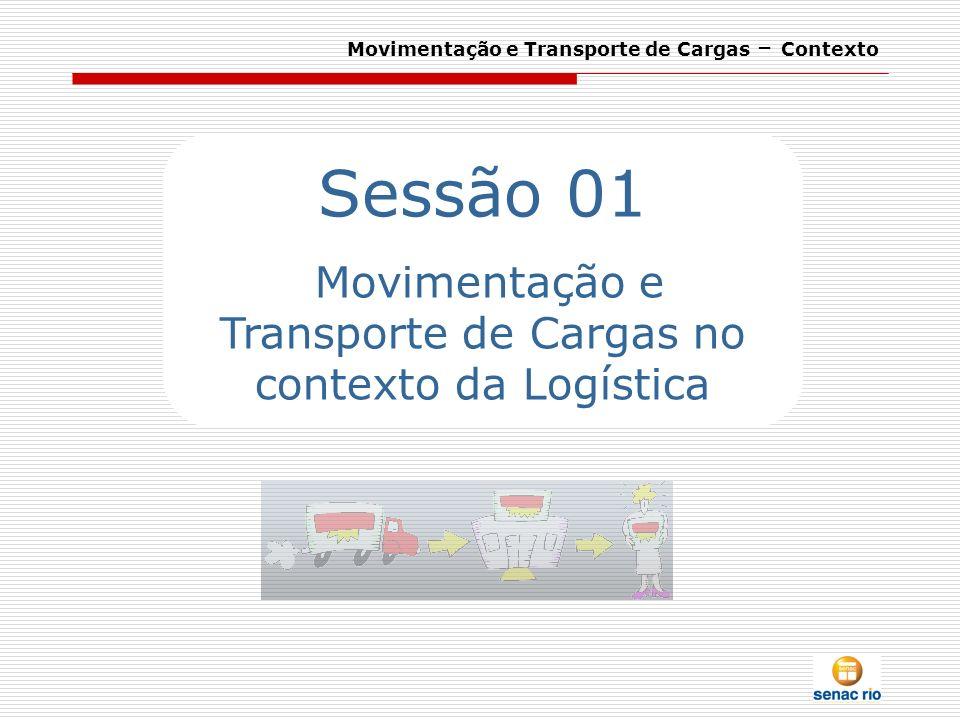 Movimentação e Transporte de Cargas no contexto da Logística