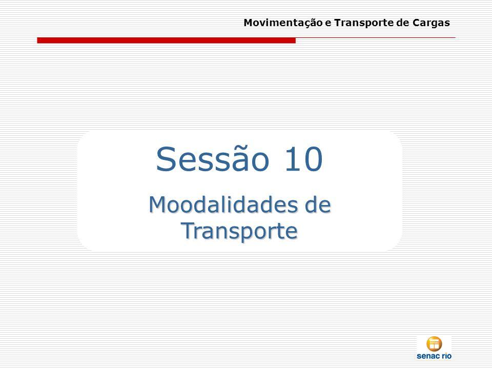 Moodalidades de Transporte