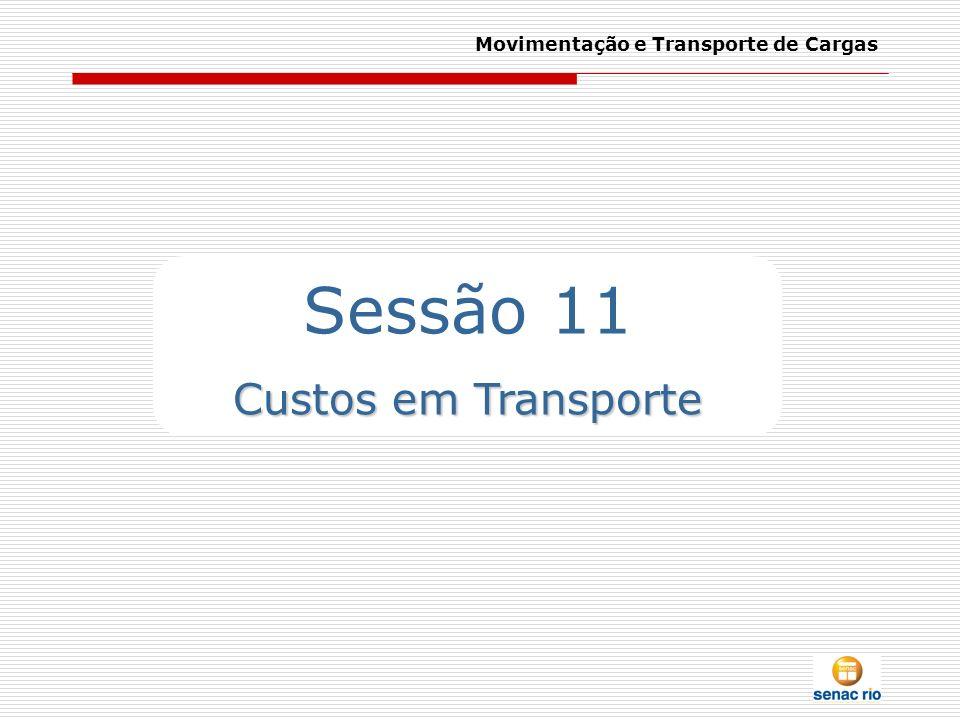 Movimentação e Transporte de Cargas