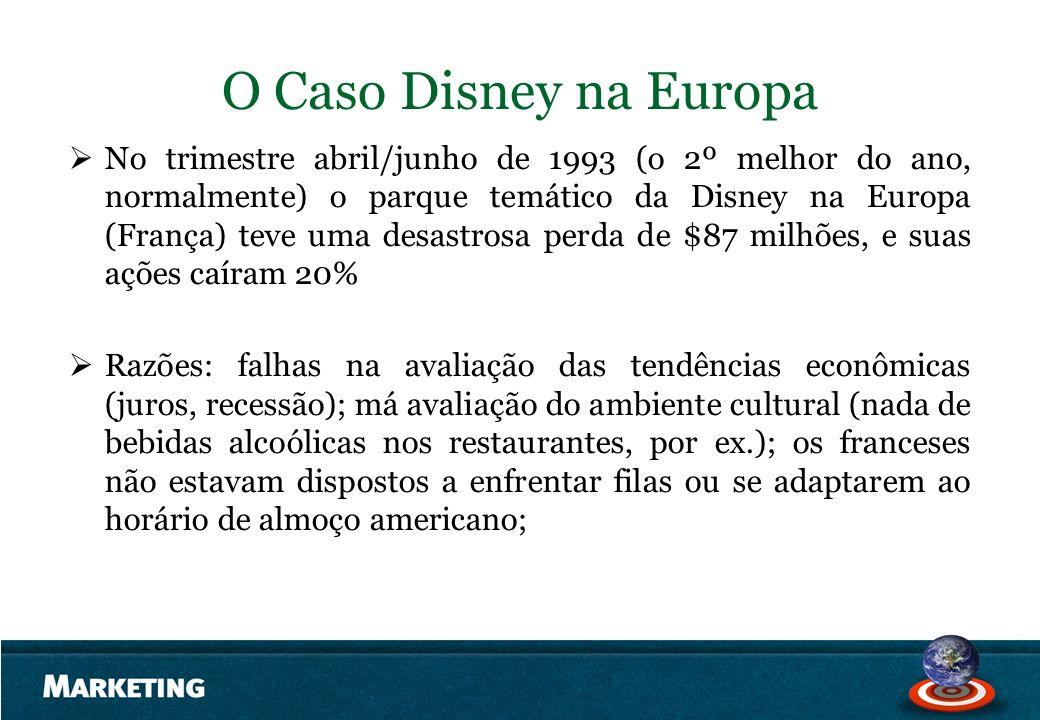 O Caso Disney na Europa