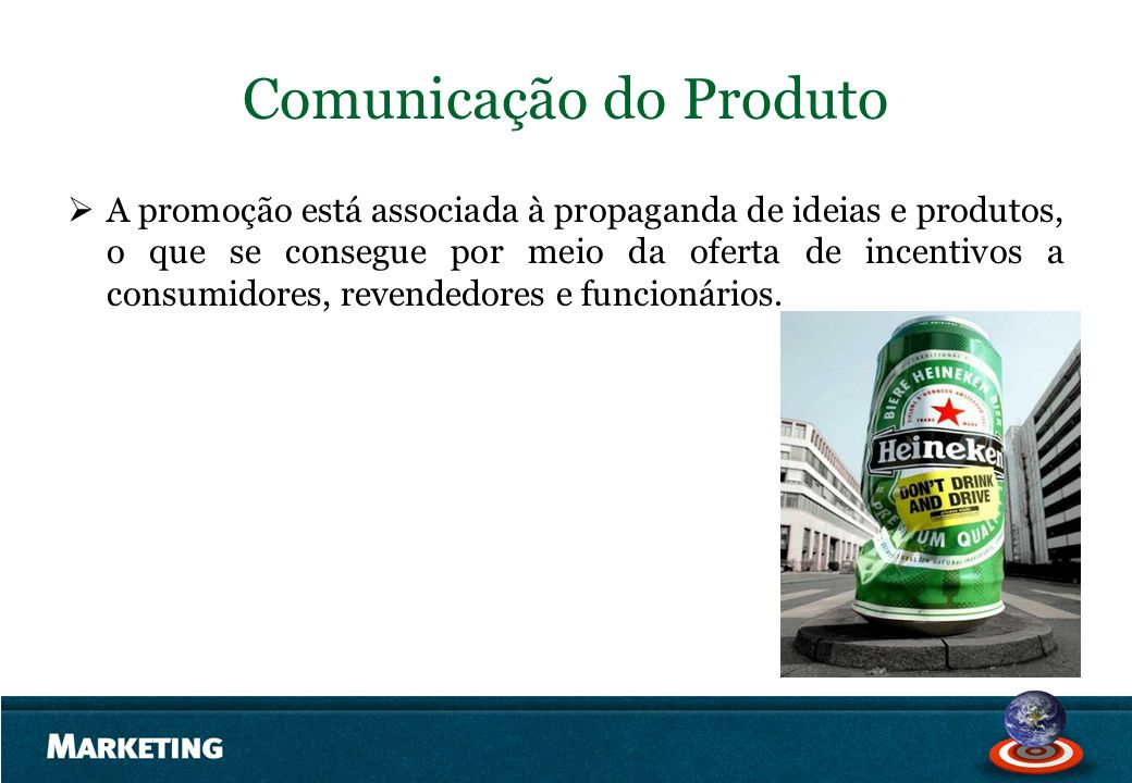 Comunicação do Produto