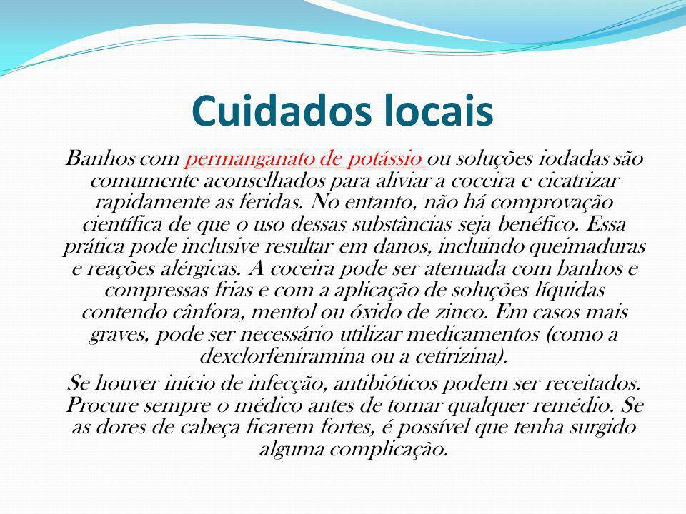 Cuidados locais
