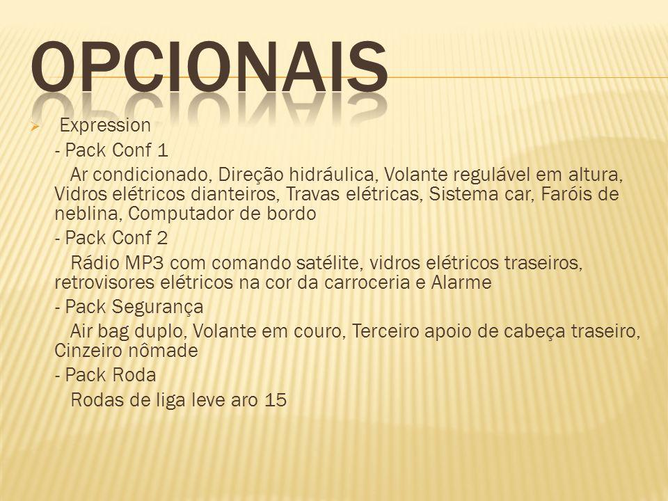 OPCIONAIS Expression - Pack Conf 1