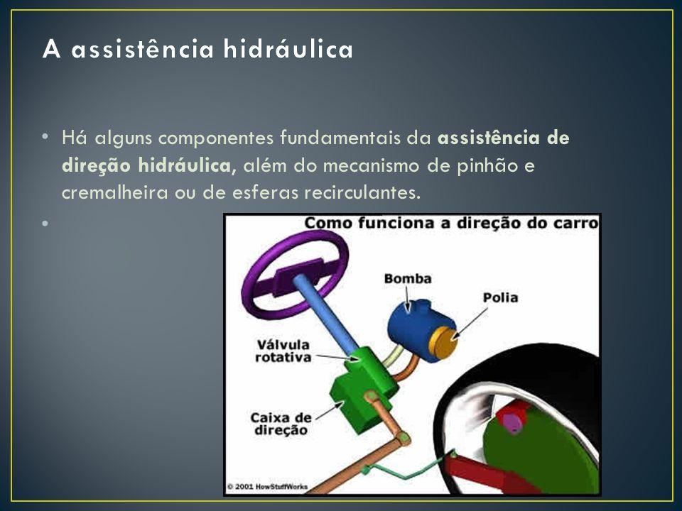 A assistência hidráulica