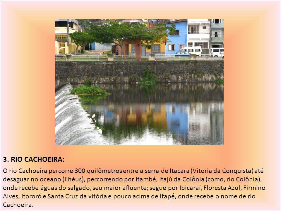 3. RIO CACHOEIRA: