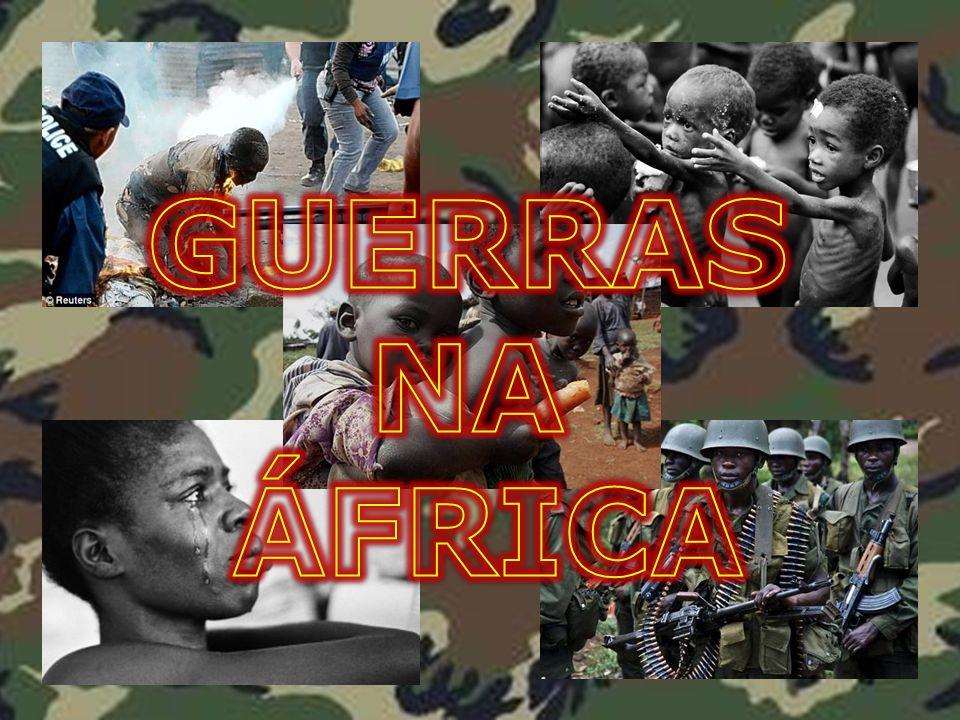 GUERRAS NA ÁFRICA