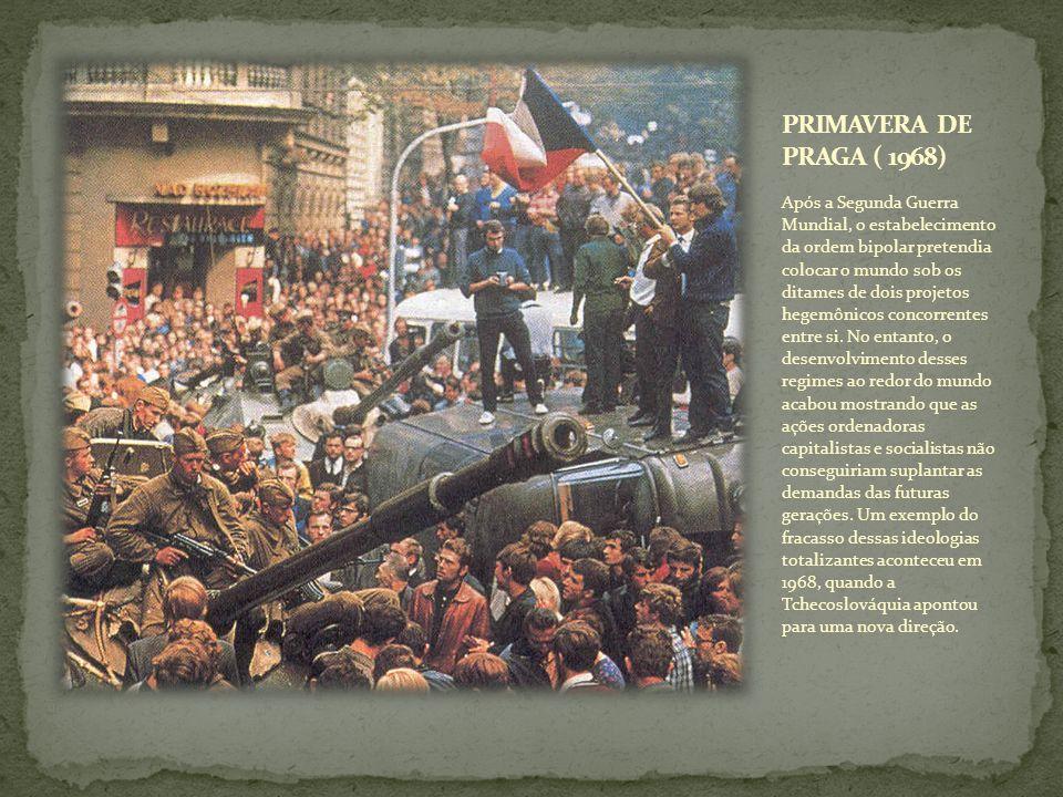 PRIMAVERA DE PRAGA ( 1968)