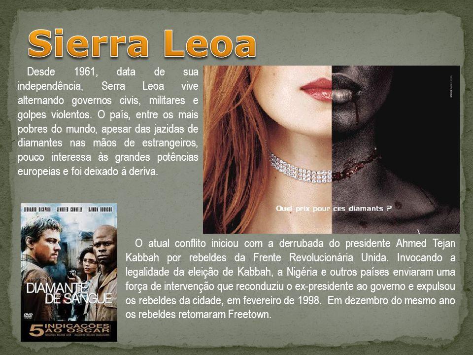 Sierra Leoa