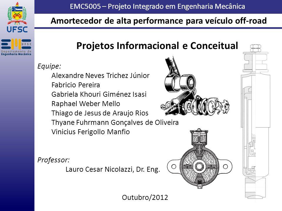 Projetos Informacional e Conceitual