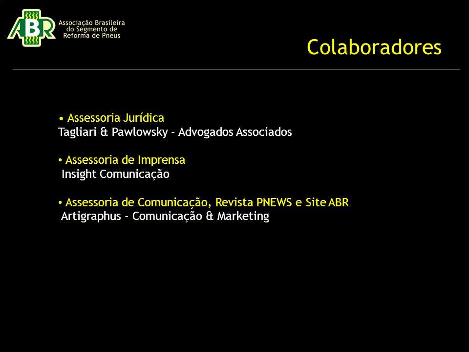 Colaboradores • Assessoria Jurídica