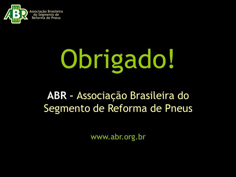 ABR - Associação Brasileira do Segmento de Reforma de Pneus