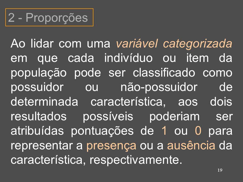 2 - Proporções