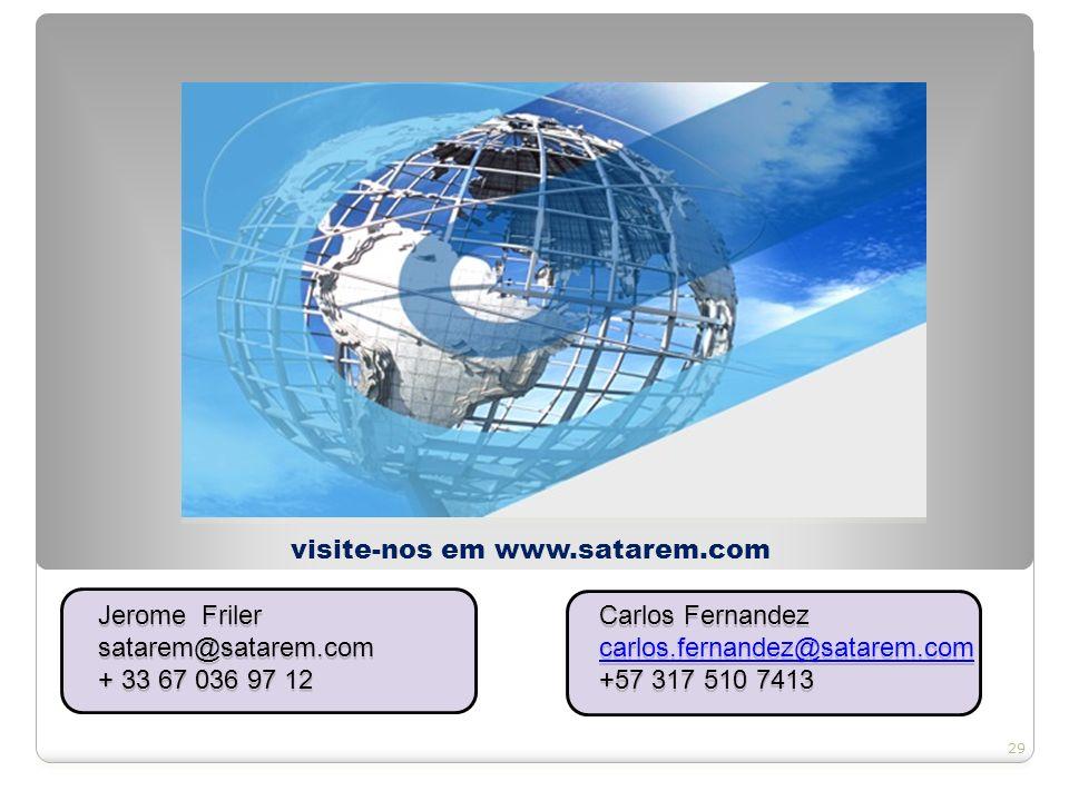 visite-nos em www.satarem.com