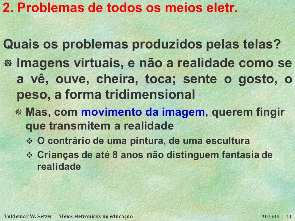 2. Problemas de todos os meios eletr.