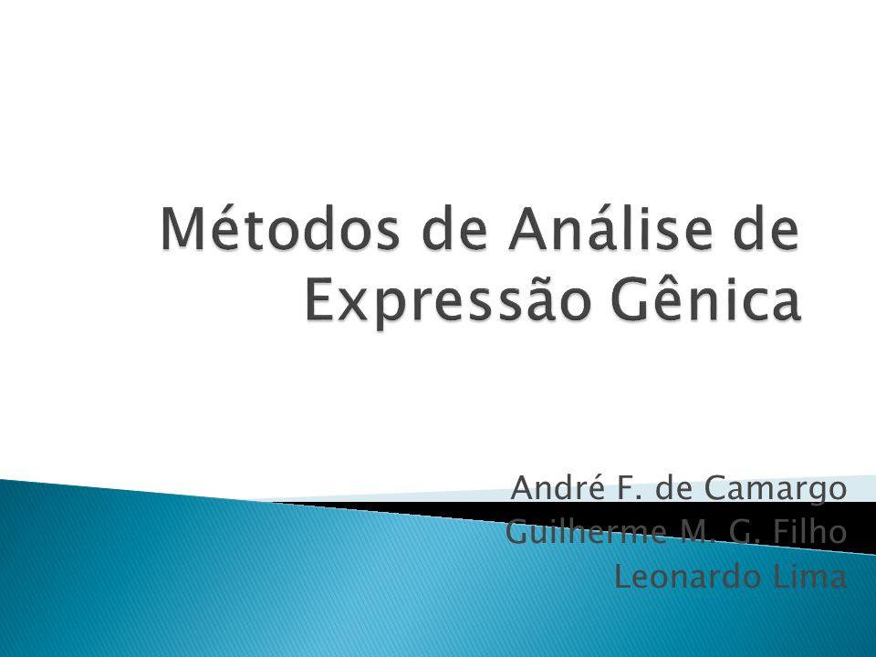 Métodos de Análise de Expressão Gênica