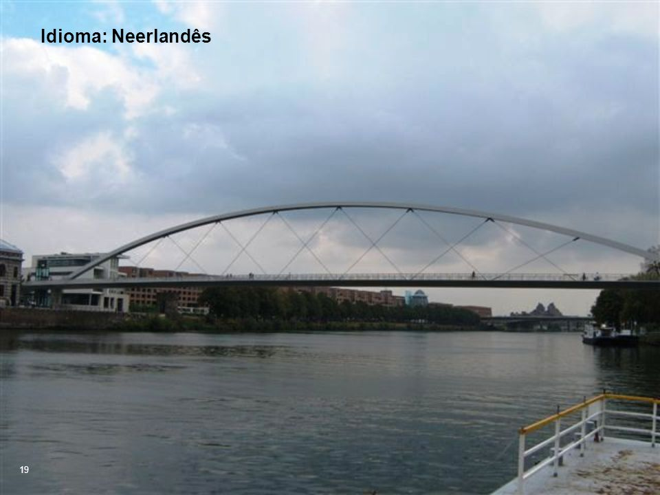 Idioma: Neerlandês 19
