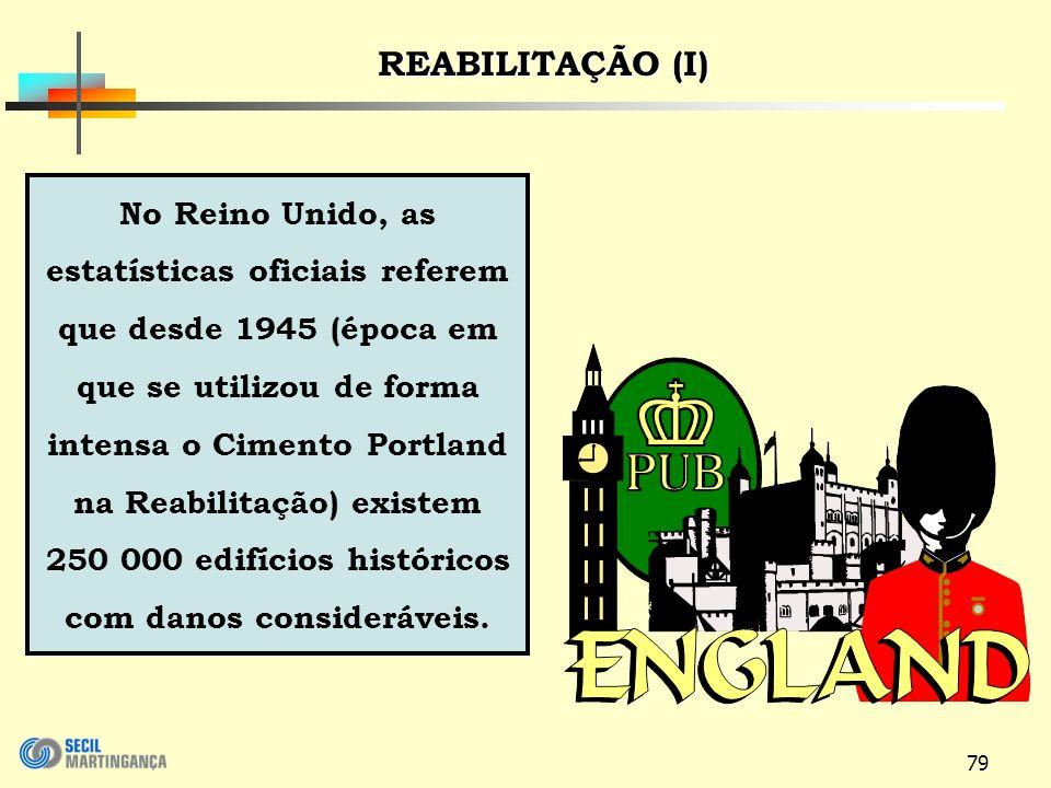 REABILITAÇÃO (I)