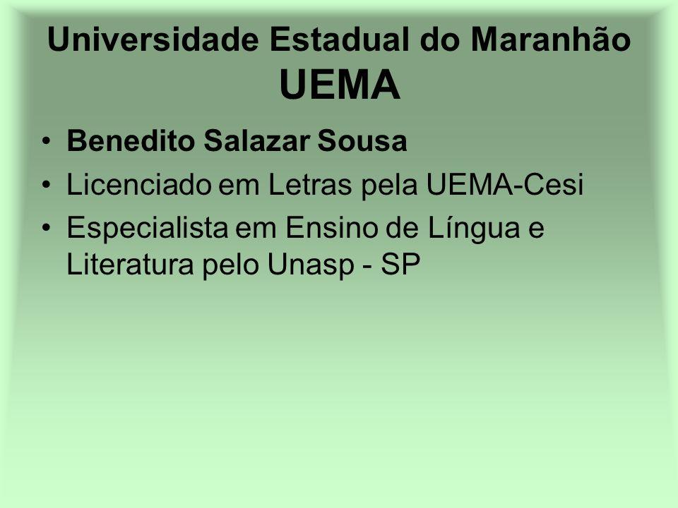 Universidade Estadual do Maranhão UEMA