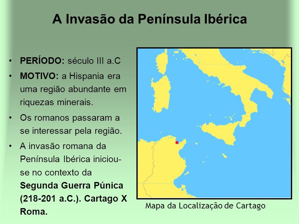 A Invasão da Península Ibérica