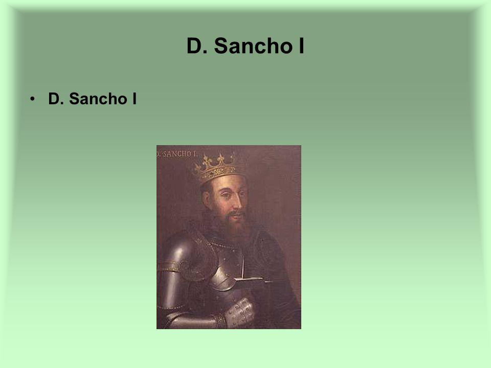 D. Sancho I D. Sancho I